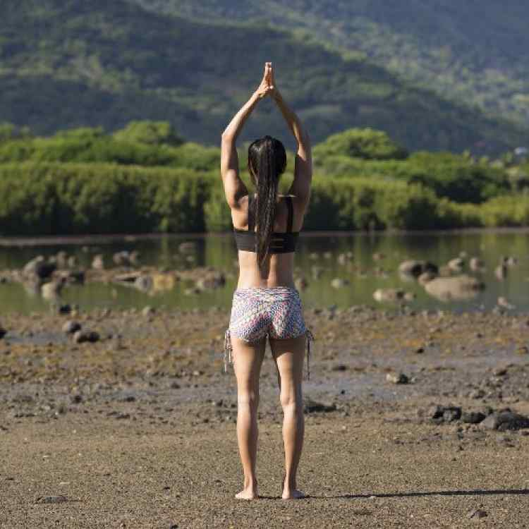 Yoga and the stones